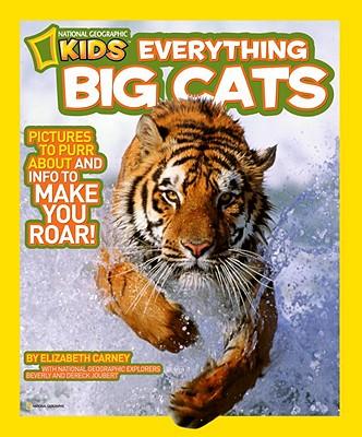 Big Cats By Carney, Elizabeth